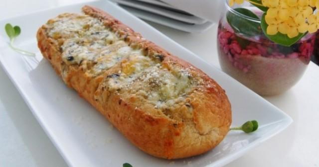 Сыр в духовке с майонезом и чесноком рецепт с пошагово
